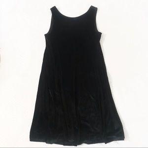 The Limited, Black Velvet Dress / Size Small